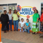 Visit to Bible World – Suriname 2010